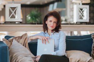 Psycholog Justyna Skotnicka